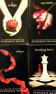 Ebook twilight series