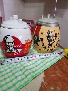 KFC  collectables