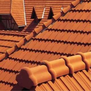Clay Roof Maintenance and Repair