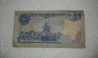 Duit Lama RM 1