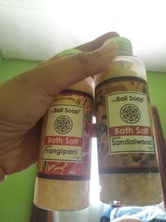 Bath Salt Bali
