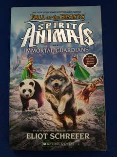 Fall of the Beasts Spirit Animal book 1