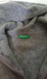 BENETTON grey Jacket