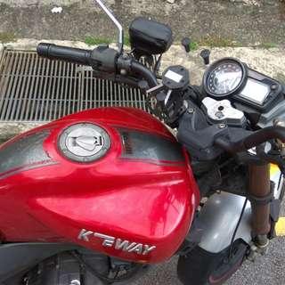 Cheap Benelli Keeway RKV 200