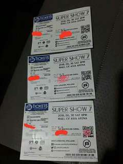 Super junior discpunted vip