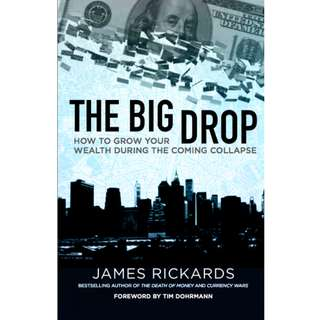 The Big Drop: How To Grow Your Wealth During the Coming Collapse (305 Page Mega eBook)