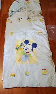加厚兒童睡袋