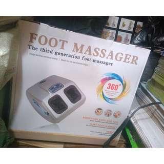foot massager 360 derajat alat pijat kaki enak dan nyantai