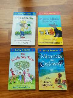 Children's Story books (Set of 4)