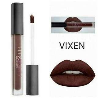 Huda beauty vixen lipstick