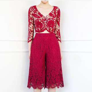 Doublewoot Lace Top