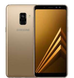 Samsung A8+ 64gb 99% new