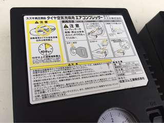Japan inflator tyre pump for all cars