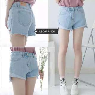 SALE!!!Denim Shorts// High Waisted Shorts // High Waisted Jeans // Denim Jeans