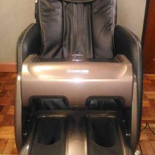 Jmg sofa massager and ogawa omknee theraphy