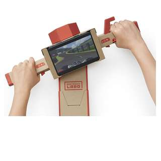 Nintendo Labo: Motorbike Cardboard
