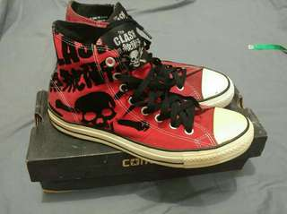 Converse The Clash japan editition