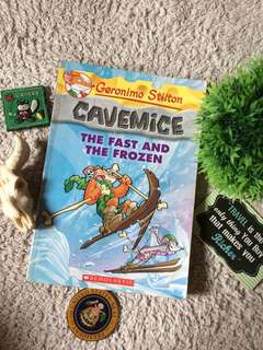 Geronimo Stilton - The Fast and the Frozen