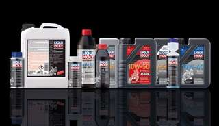 Liqui Moly Products and Servicing Located at Changi Road S419765 near Jln Eunos