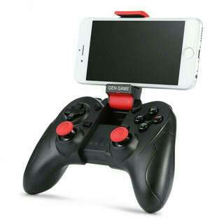 WIRELESS GAMEPAD !!
