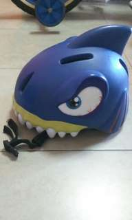 Kids Helmet (Shark)
