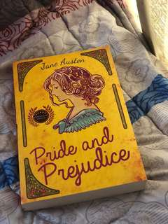 Novel Pride & Prejudice Jane Austen terjemahan bahasa Indonesia
