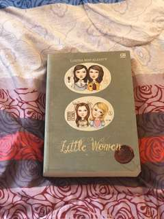 Novel Little Women terjemahan Indonesia