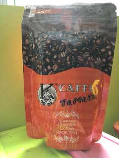 100% Arabica coffee from the origin of coffee - Ethiopia