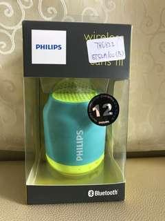 Philips Bluetooth Speaker BT50