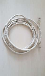 LAN cable cat 5E