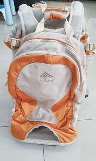 Knapsack carrier/hiking baby carrier