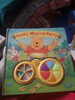 Pooh's Musical Party