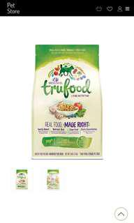 Trufood wellness salmon kibbles