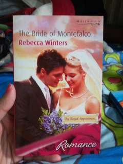 Mills and Boon The Bride of Monetefalco