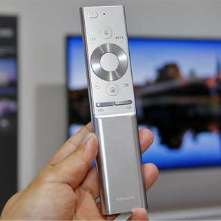 Samsung QLED smart TV remote