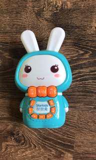 Bunny toys