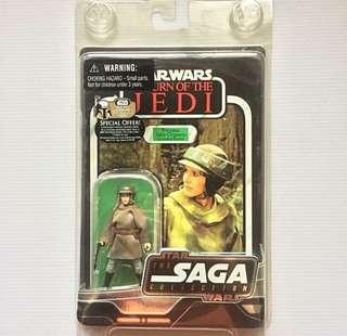Star Wars Saga Collection Princess Leia
