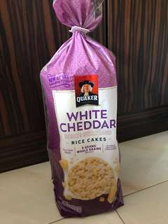 Only 1 up for grabs - white cheddar