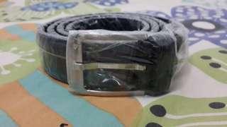 Belt / ikat pinggang kulit asli logo garuda indonesia