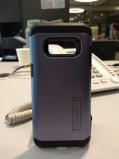 Spigen Tough Armour Case for Samsung Galaxy S8 (Orchid Gray)
