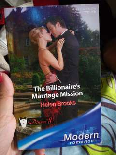 Mills and Boon The Billionaire's Marriage Mission