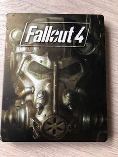 PS4 Fallout 4 (steelbook)