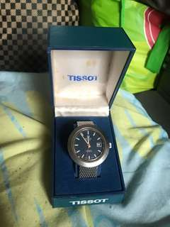 Vintage tissot sideral automatic watch with box