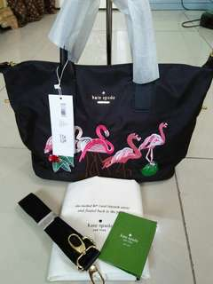 Kate spade sling authentic overrun