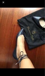 Massimo Dutti Ballerina Flats with Straps