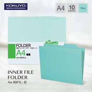 15% OFF KOKUYO A4-RIFN INNER FILE FOLDER (10's)