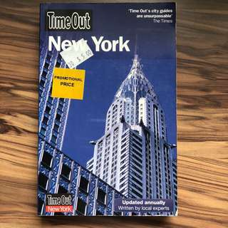 Time Out New York Travel Guide