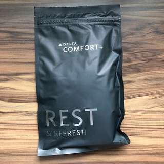 Delta Airlines Comfort+ Amenity Pack