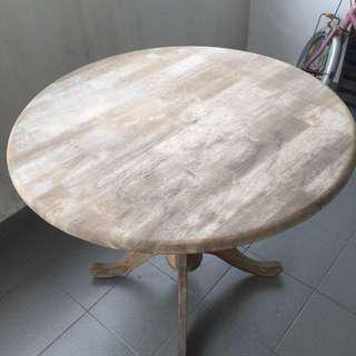Old Outdoor Table