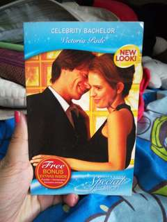 Mills and Boon Celebrity Bachelor